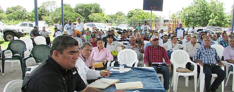 Comisión de Asuntos Agropecuarios en Chiriquí