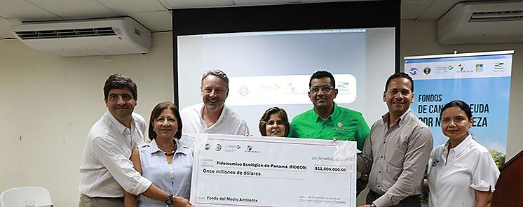 Los Parques Chagres y Darién reciben fondos para su conservación