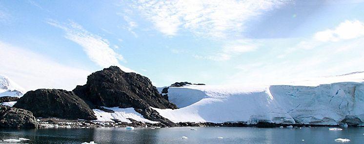 El agujero en capa de hielo de la Antártida es producto del cambio climático