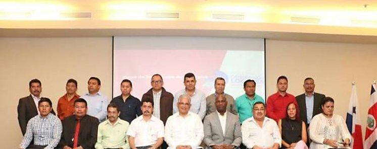 Alcaldes de los países mesoamericanos firman declaración sobre Cambio Climático en Panamá