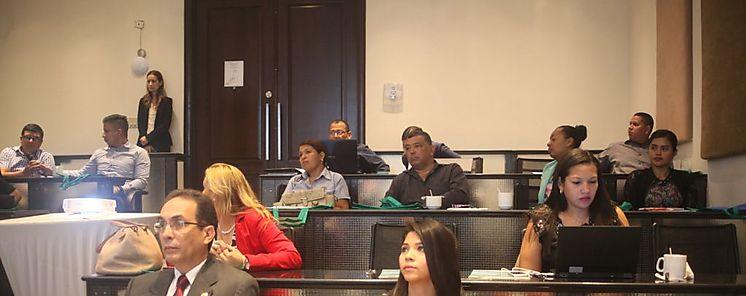 SeminarioTaller para el Fortalecimiento de la Gestión Ambiental Portuaria en Panamá