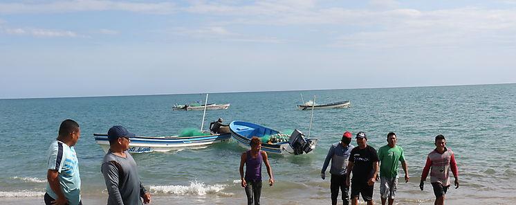 Pescadores Vigilantes parte de la Estrategia de Seguridad Nacional