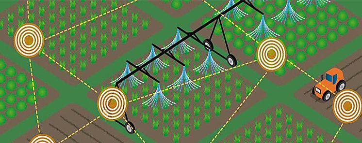 Nuevo sistema inalámbrico para la agricultura inteligente