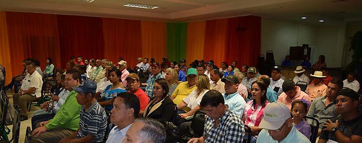 Encuentro Agropecuario rinde homenaje a productores chiricanos