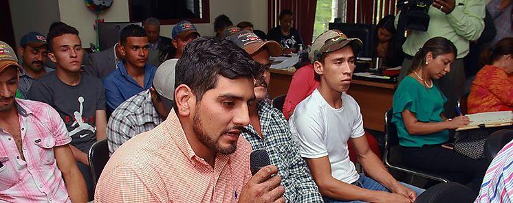 Paneleros de Chiriquí piden apoyo legislativo para comercializar producto