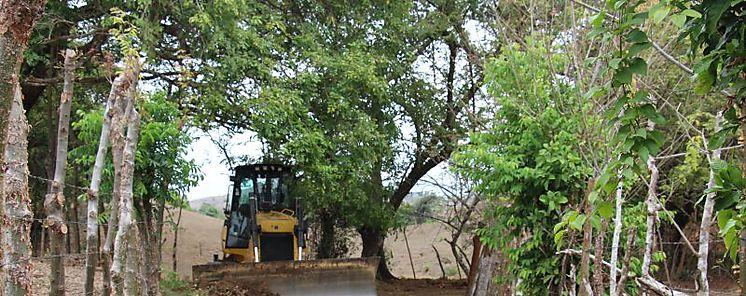 Residentes en Chepo de Las Minas se benefician con mejoras de caminos