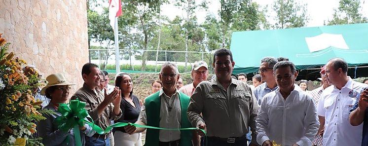 Empieza a operar  Centro de Operaciones del Programa Nacional de Moscas de la Fruta en Chiriquí