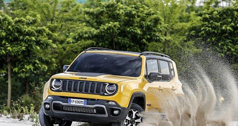 Nuevo Jeep Renegade 2019