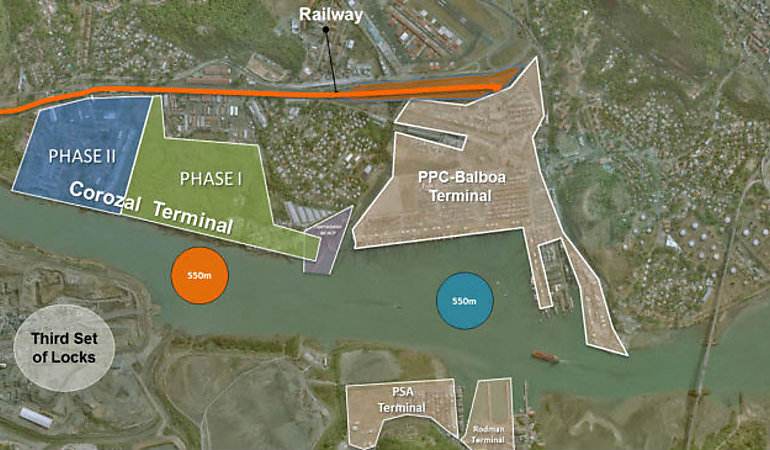Bid for Corozal Terminal Moves Forward