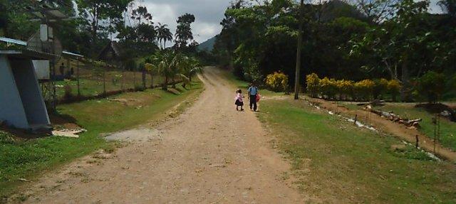 Construirán 11.3 kilómetros de carretera en Chiguirí Arriba de ... - PanamaOn