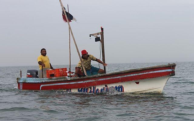 ARAP ofrece servicios pesqueros y acuícolas en Garachiné - PanamaOn