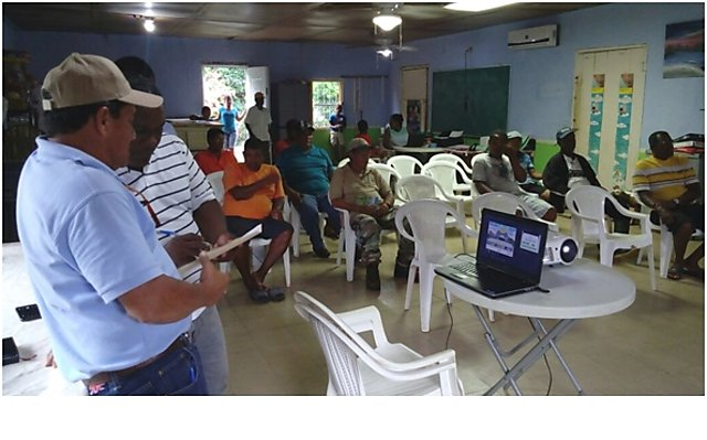 MIDA mantiene vigilancia sanitaria en Jaqué, Darién - PanamaOn