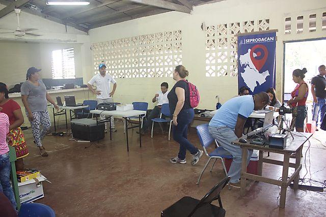 Jornadas de trabajo en comunidades de Jaqué y Puerto Piña - PanamaOn