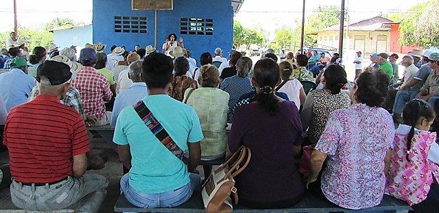 Capacitan a adultos mayores de Divalá en la provincia de Chiriquí - PanamaOn