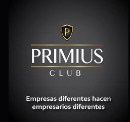 Primius Club megamenu