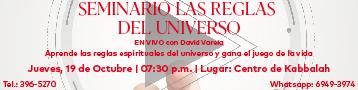 REGLAS DEL UNIVERSO 358X90