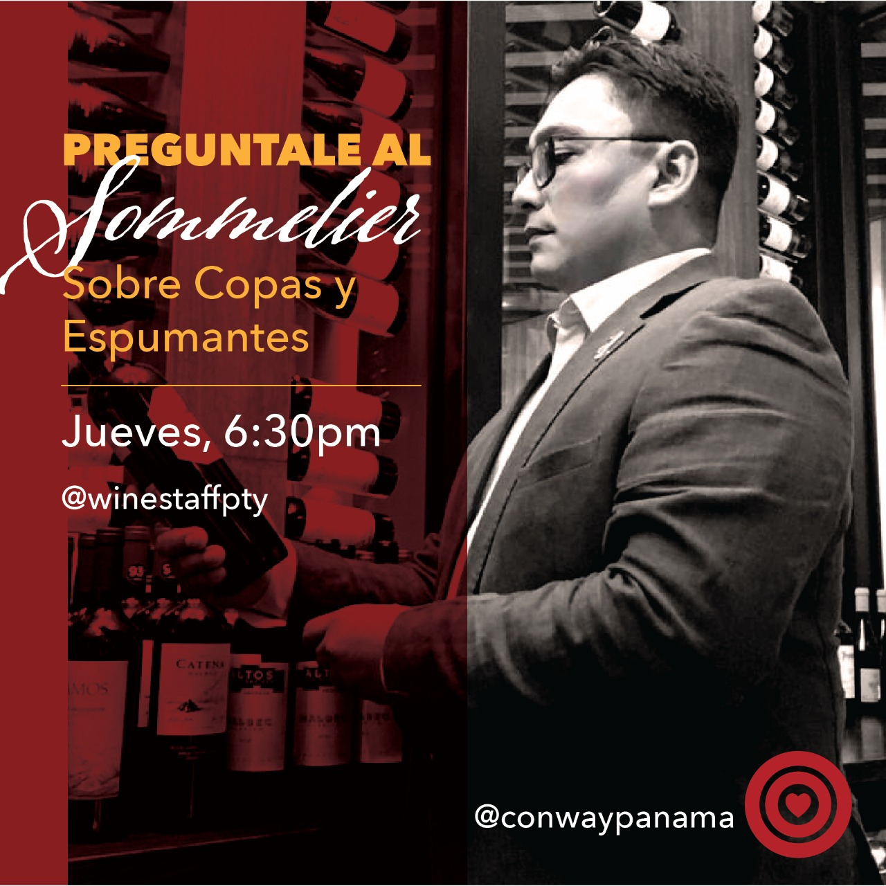 conway copas